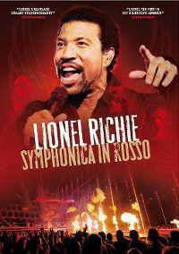 Cover Lionel Richie - Symphonica in Rosso [DVD]